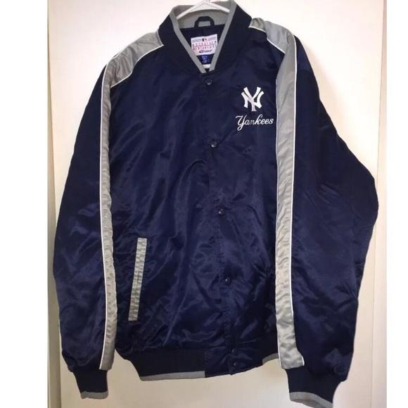 Mlb Jackets Coats Mens New York Yankees Championship Jacket